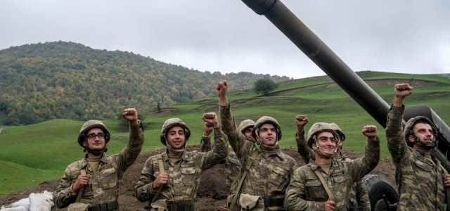 Azerbaijani Forces Continue to Cause Massive Casualties on Armenian Occupiers