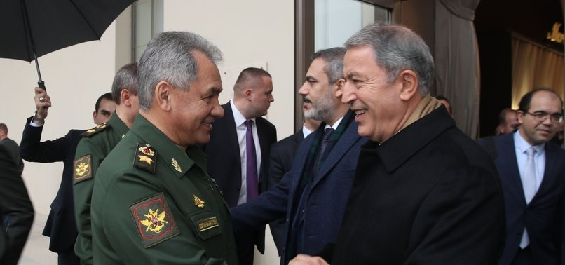 Turkish and Russian Security Chiefs To Discuss The Nagorno Karabakh