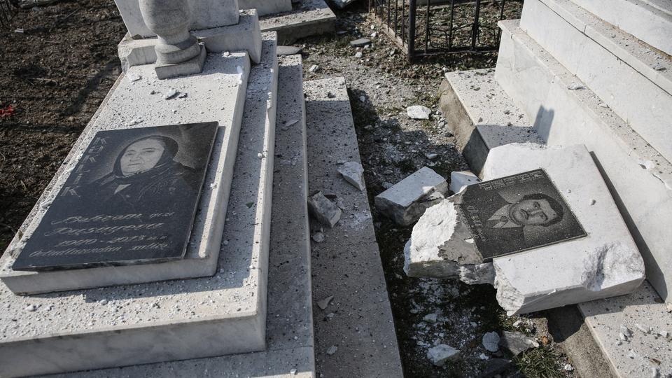 Azerbaijan: Armenia is attacking civilians in the fight in Karabakh