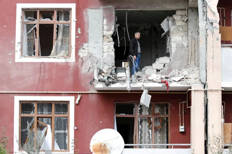 Armenia and Azerbaijan Are Accusing Each Other of Breaking the Ceasefire